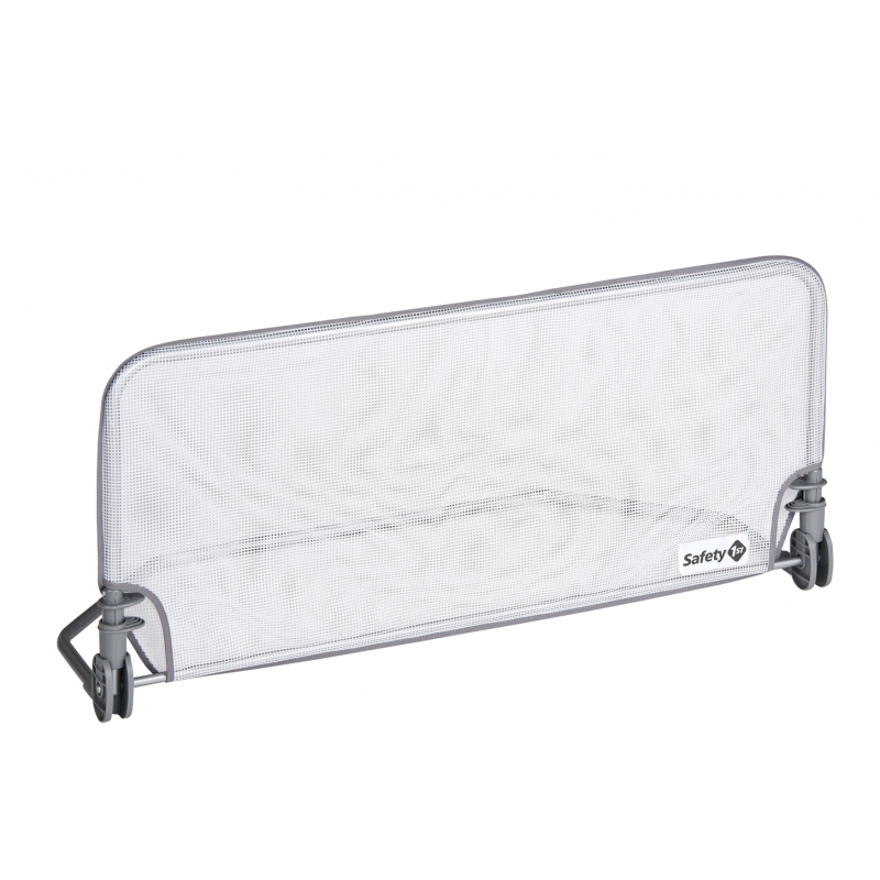Safety 1st Barierka ochronna do łóżeczka, 90 cm, szara, 24770010
