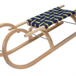 Dřevěné sáňky Horner délka 110cm