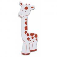 Nalepovací zvířátko na bílý nábytek - žirafa