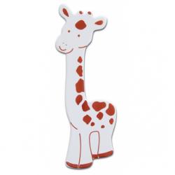 Nalepovacie zvieratko na biely nábytok - žirafa