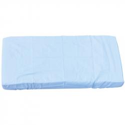 Plachta do postieľky - Scarlett Blanka - modrá 120 x 60 cm