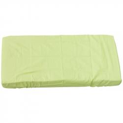 Plachta do postieľky - Scarlett Blanka - zelená 120 x 60 cm