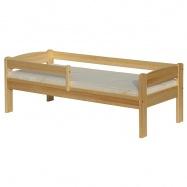 Dětská postel Scarlett SISI přírodní 160 x 70 cm