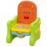 Plastový nočník / stolička Scarlett Méďa