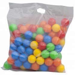 Kulki piłki plastikowe 100 szt.