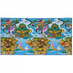 Scarlett dětský kobereček Mořská panna - 120 x 200 cm