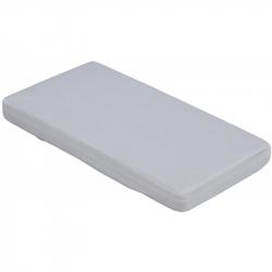 Nepropustné prostěradlo TENCEL - šedá 60 x 120 cm