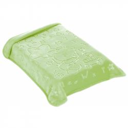 Španělská deka 521 - zelená, 80 x 90 cm