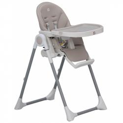 Jídelní židlička Scarlett Rosa - béžová