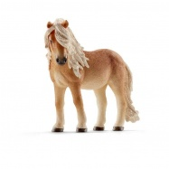 Schleich - Zvířátko - kobyla islandského poníka