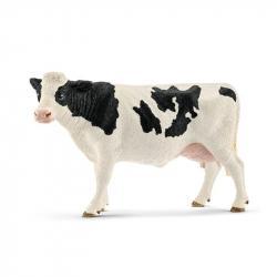 Schleich - Zvířátko - kráva holšteinská