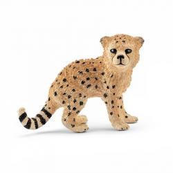 Schleich - Zvířátko - gepard mládě