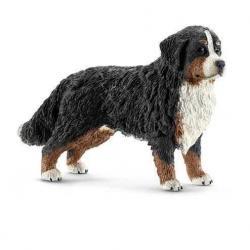 Zvířátka Schleich - fena Bernského horského psa