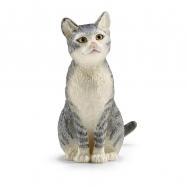Mačka sediaca