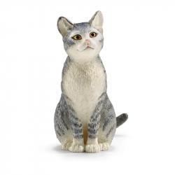 Zvířátko - kočka sedící