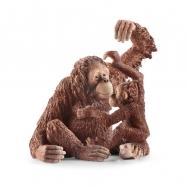 Zvířátko - orangutan samice