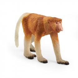 Zwierzę - małpa z nosem Kahau