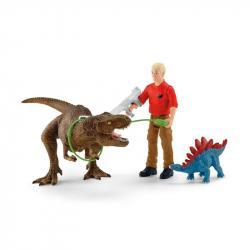 Útok Tyranosaura Rexa