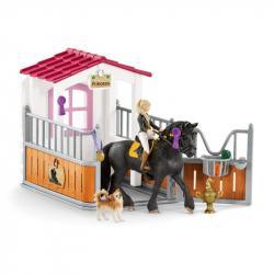 Stáj s koněm klubová, Tori + Princess