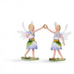 Elfie víly dvojčatá