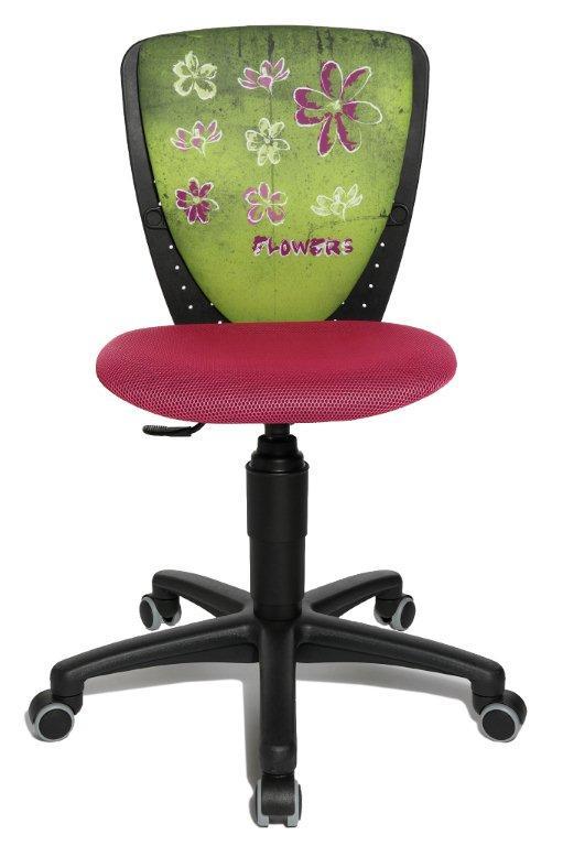 Rostoucí židle S' Cool NIKI Květinky