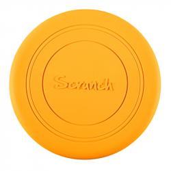 Scrunch Frisbee horčicovej