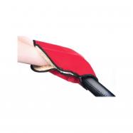 Rukávník na kočárek Sensillo 40x45 red