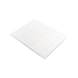 Jednorazová podložka Sensillo 60x60 - 10ks biela