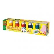 Barvy na textil a hedvábí-trendy barvy