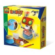 Čistiaci robot