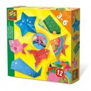 Skládání origami