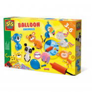 Výroba zvieratiek z balónikov s pumpičkou