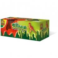 Sliz - 2ks s T-rexem