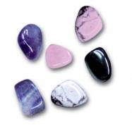 Malý průzkumník - drahé kameny růžové, fialové