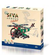 Stavebnica SEVA Army 2