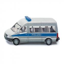 Kovový model auta - Siku Blister - Policajný mikrobus