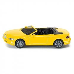 Kovový model auta - Siku Blister - BMW 645i Cabriolet