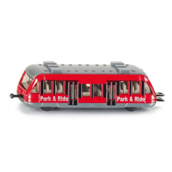 SIKU Blister - Prímestský vlak 1:87