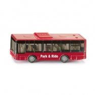 SIKU Blister - Městský autobus červený