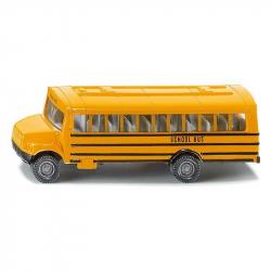 Kovový model - Siku Blister - Americký školský autobus