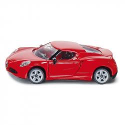 Kovový model auta - SIKU Super - Alfa Romeo 4C