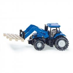 Siku Blister - Traktor s nakladačom pre palety