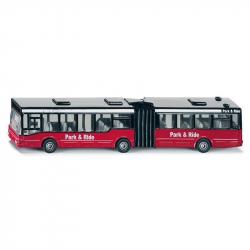 Kovový model - Siku Super - Kĺbový autobus