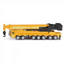 Kovový model auta - Siku Blister - Ťažký autožeriav