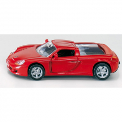 Kovový model auta - SIKU Blister -autíčko Porsche Carrera GT