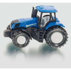 Kovový model - SIKU Blister - Traktor New Holland