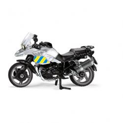 SIKU česká verzia - polícia motorka