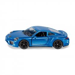 SIKU Blister - Samochód Porsche 911 turbo S