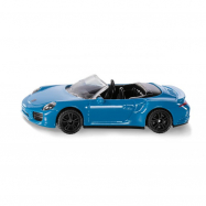 SIKU Blister -  Porsche 911 Turbo S Cabriolet