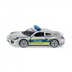 SIKU Blister -  Policja Porsche 911